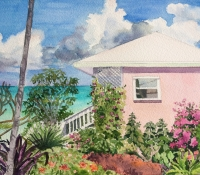 The Pink House web