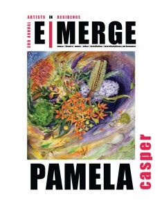 Pamela Casper at E-Merge Residency