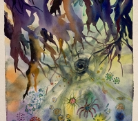 08_World Within watercolor_